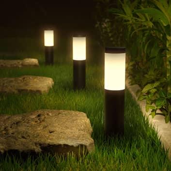 Innr LED-lampe med jordspyd Smart Outdoor RGBW 3er
