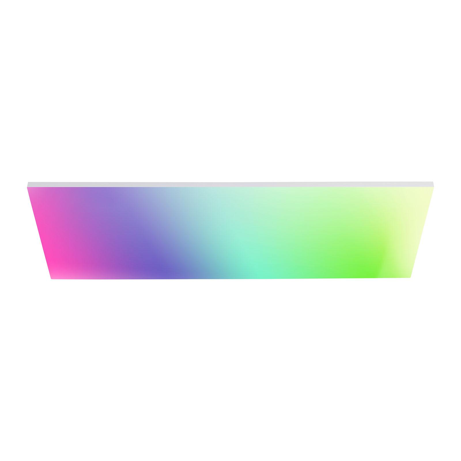 Müller Licht tint Aris LED-panel 60 x 30 cm RGBW