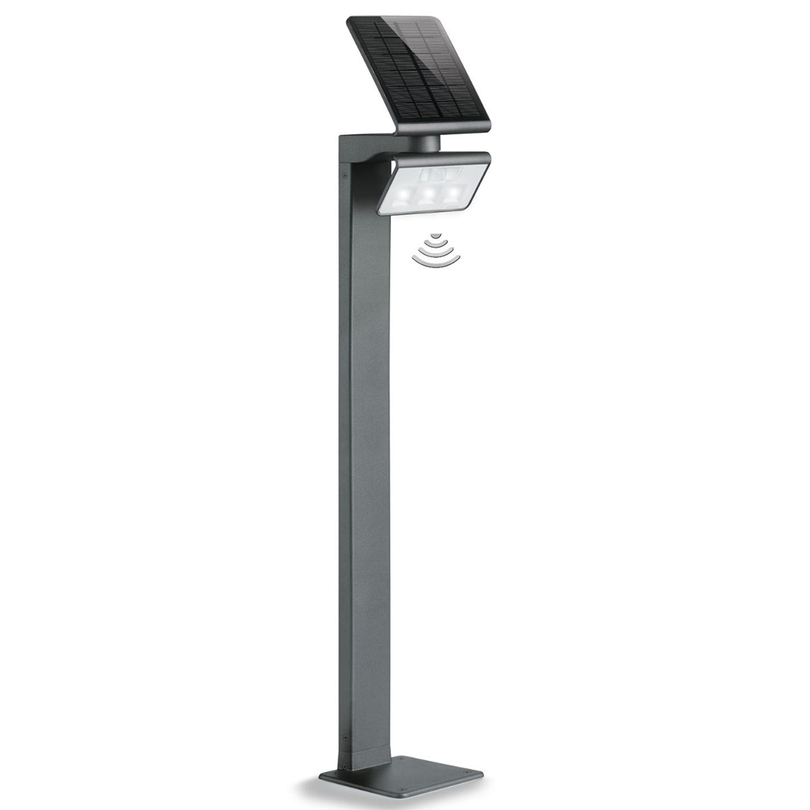 STEINEL XSolar Professional LED-sensorväglampa