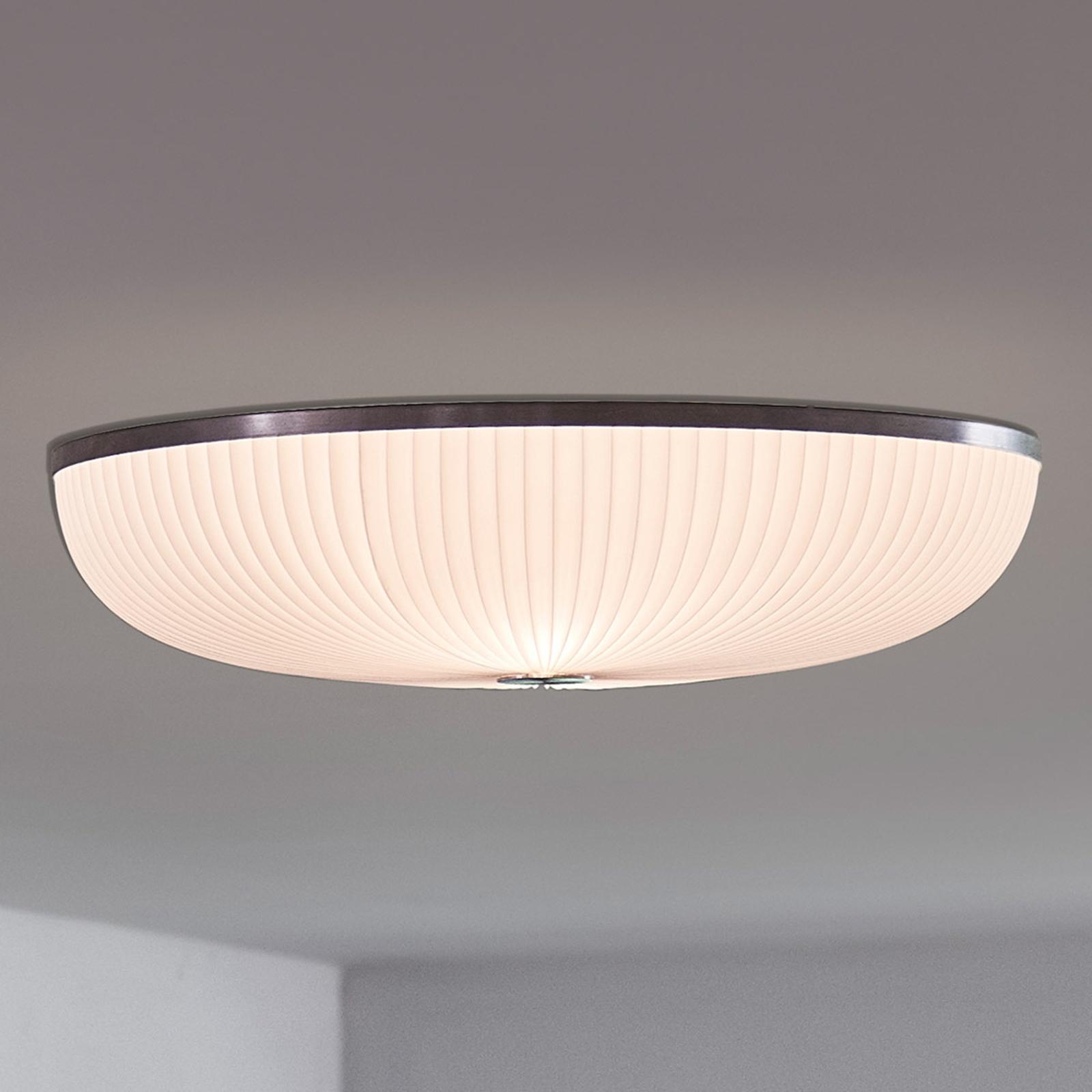 LE KLINT Lamella nástěnné světlo hliník 50 cm
