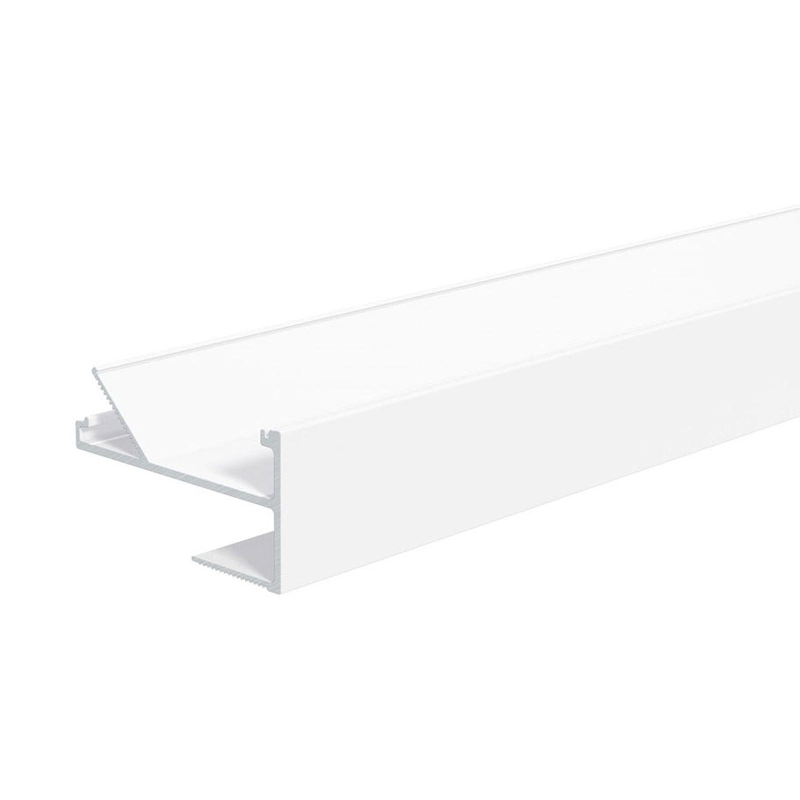 EVN APTBH Alu-Profil deckengerichtet 100cm weiß
