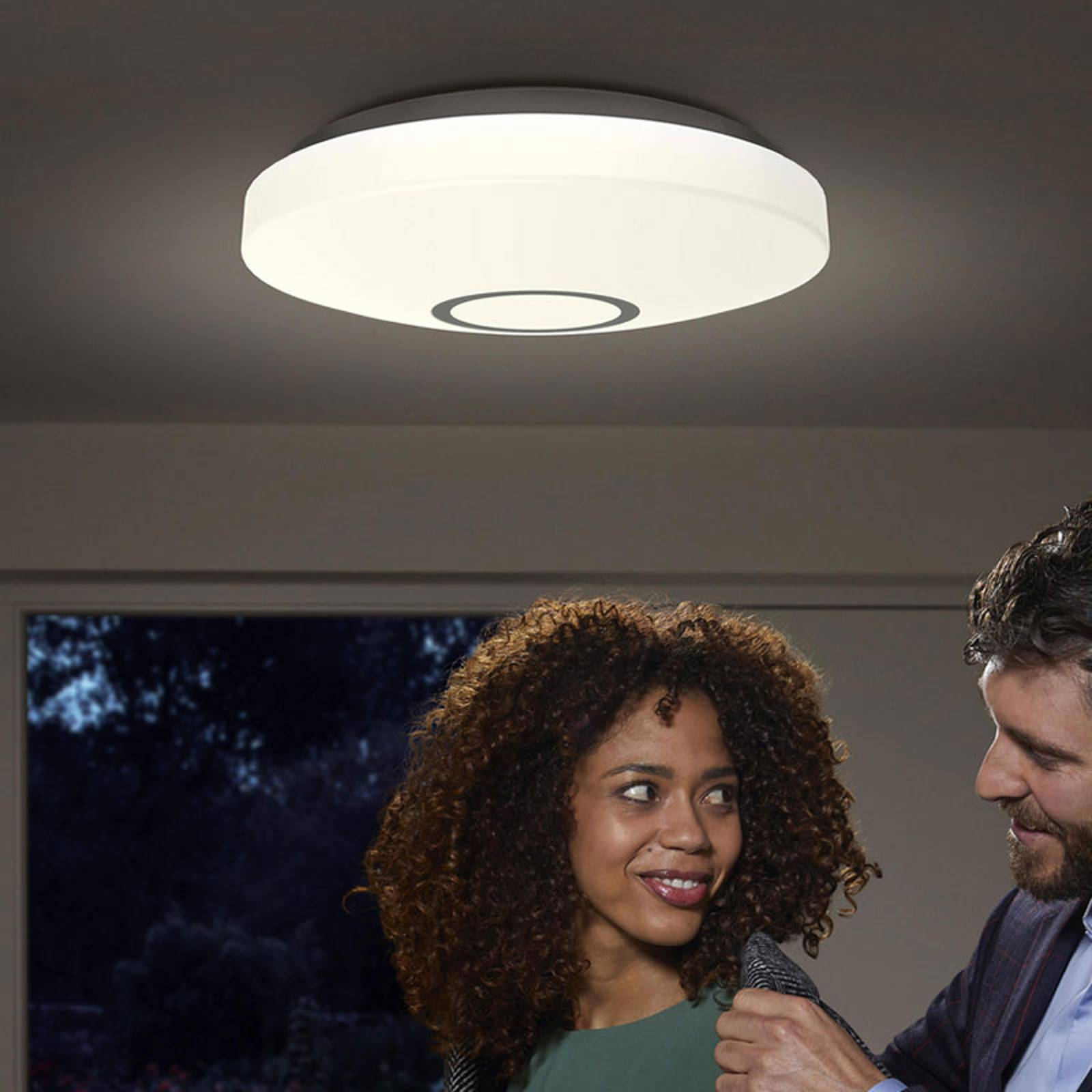 Ledvance Orbis Sensor plafoniera LED Ø 34cm