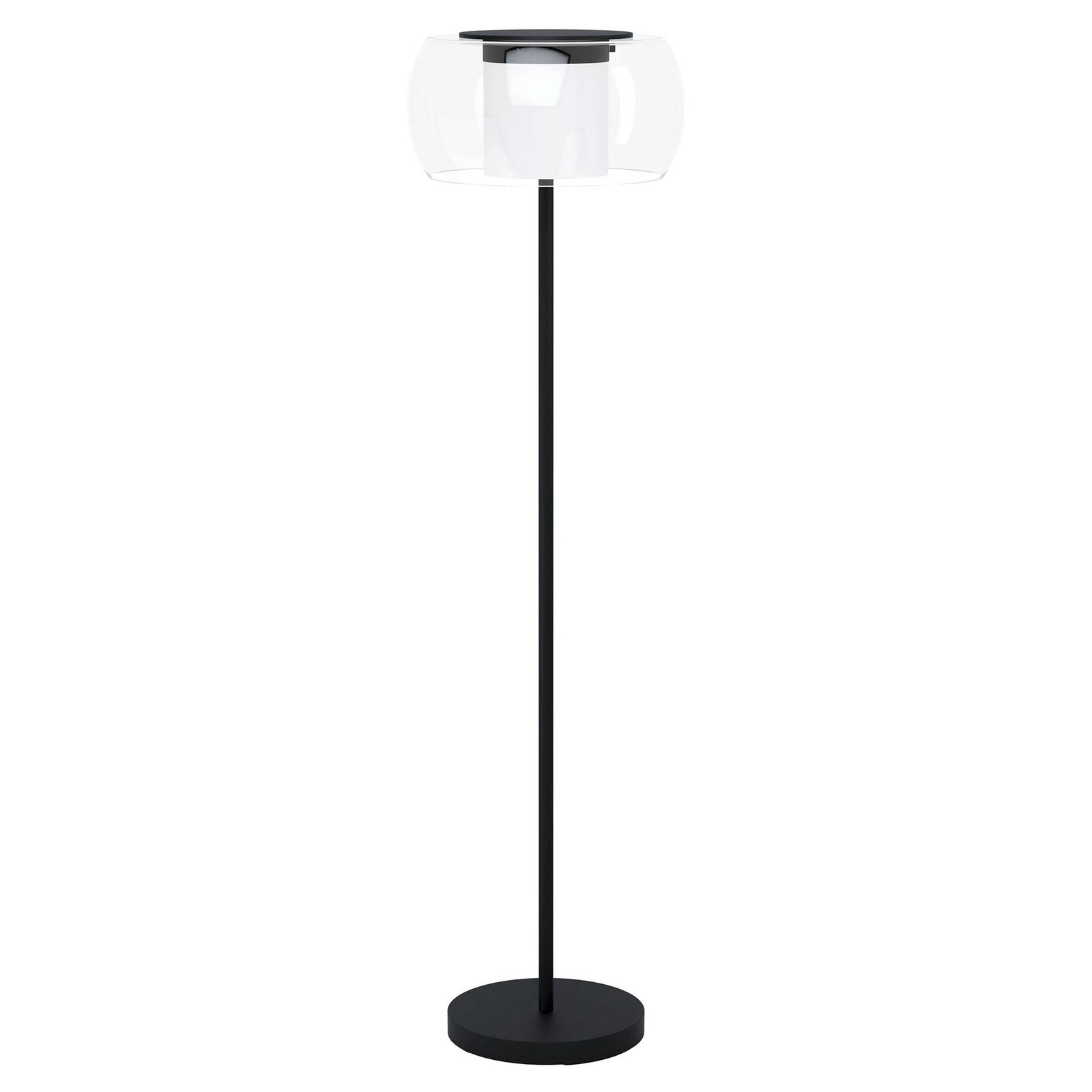EGLO connect Briaglia-C LED-golvlampa