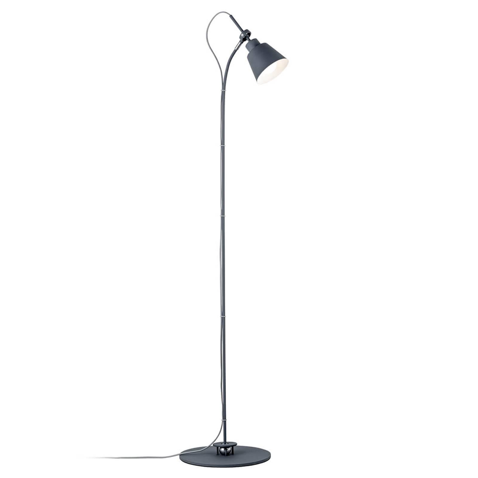 Variabel richtbare vloerlamp Thala