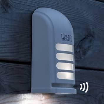 Batteridrevet LED væg påbygningslampe Prato