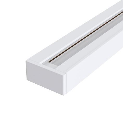 1-Phasen Schiene Track in Weiß