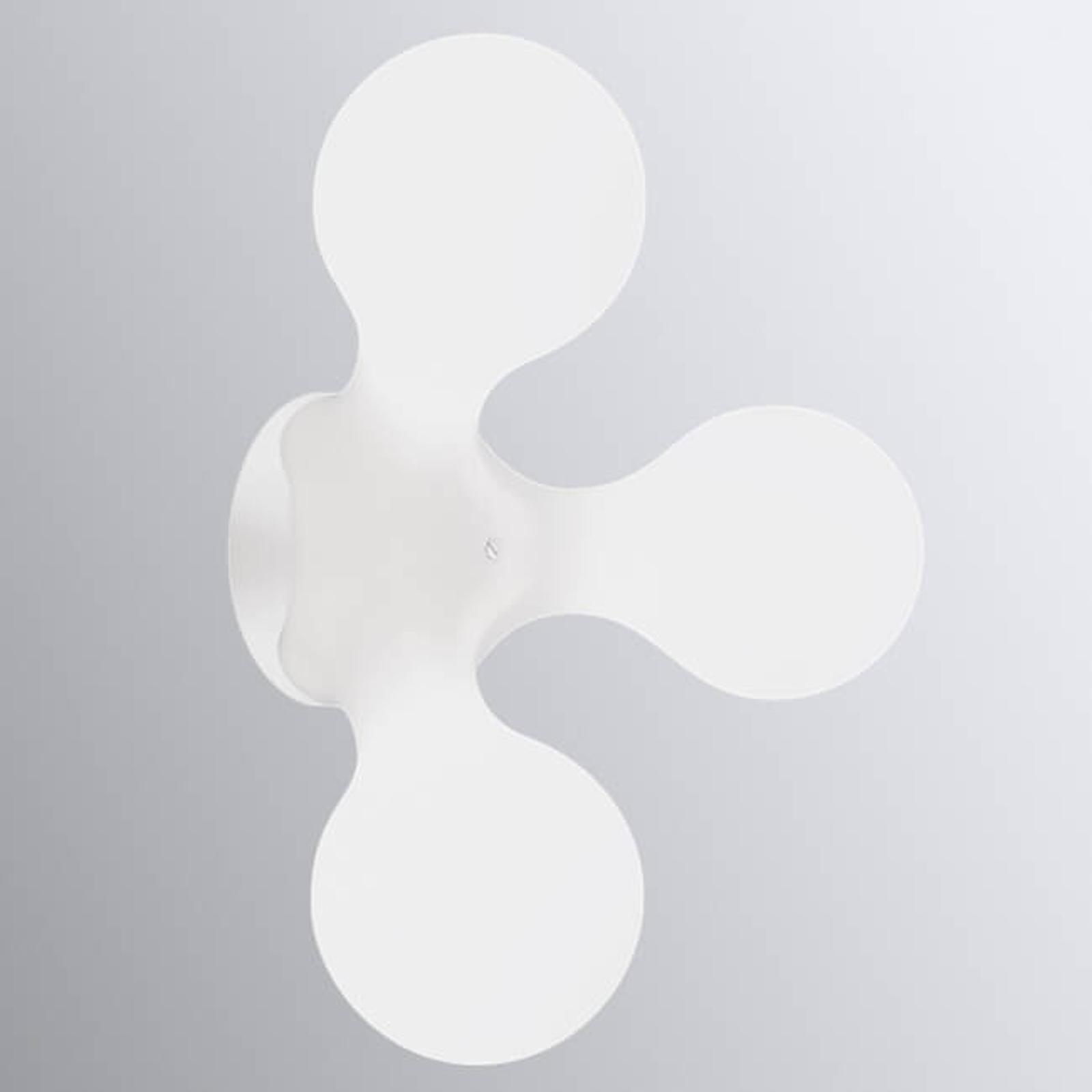 Gustowna lampa ścienna Atomium