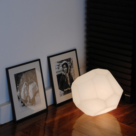Innermost Asteroid - lampe à poser synthétique