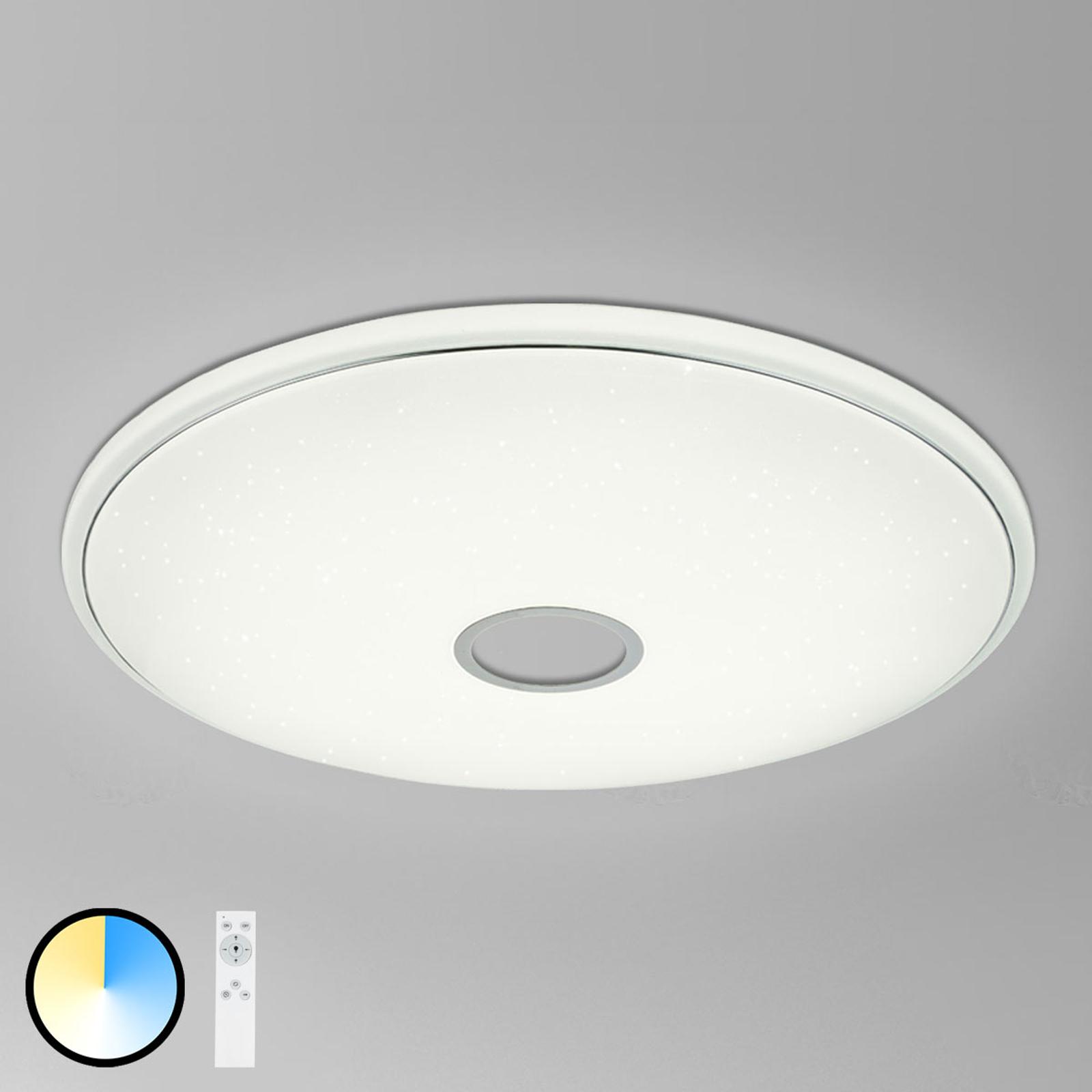 LED plafondlamp Connor met afstandsbediening