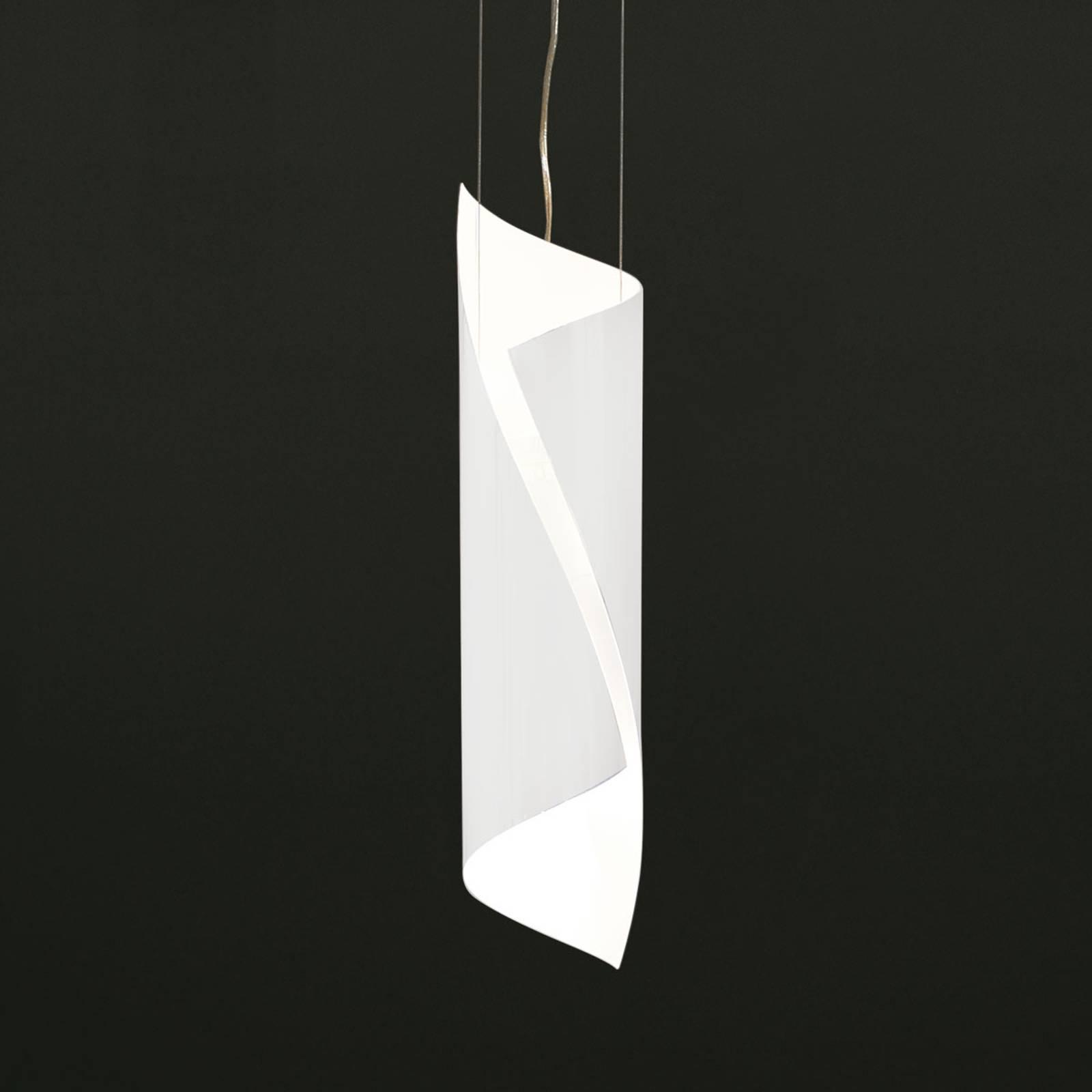 Knikerboker Hué - petite suspension LED tournée