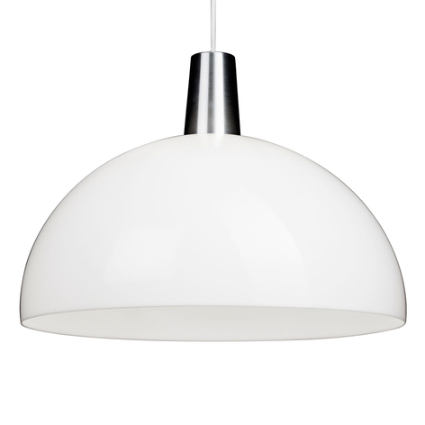 Innolux Kupoli lampada a sospensione acrilica