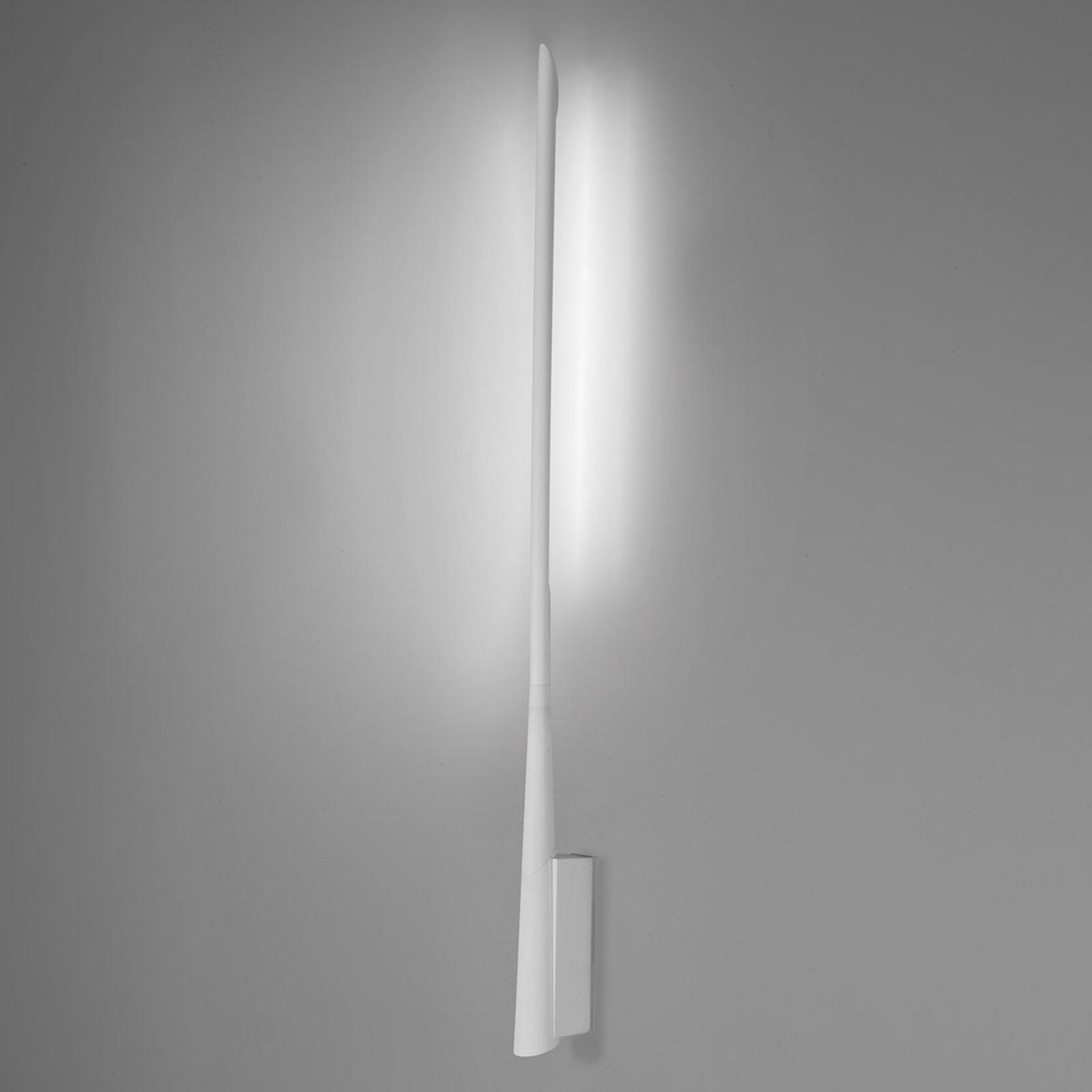 Schwenkbare LED-Wandleuchte Eliana W2 weiß