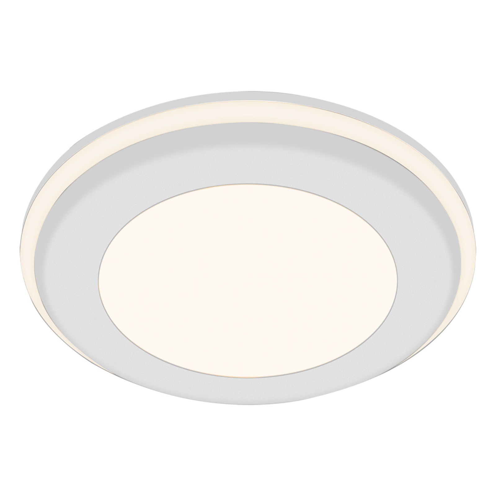 Lampa sufitowa wpuszczana LED Elkton, Ø 14 cm