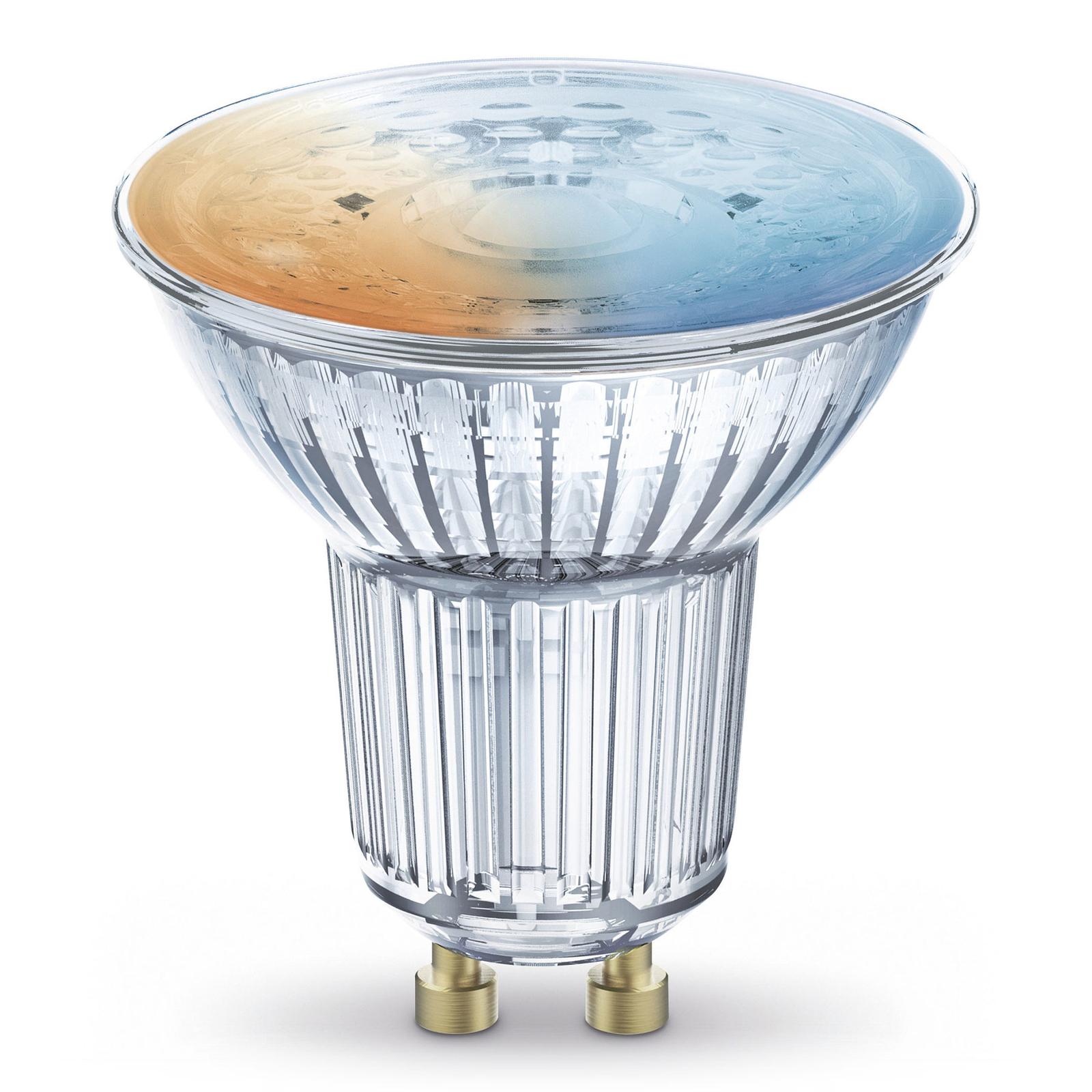 LEDVANCE SMART+ WiFi GU10-Reflektor 5W 45° CCT