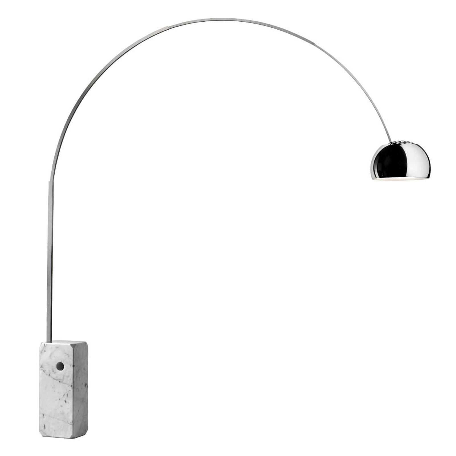 FLOS Arco - revoluční LED oblouková lampa