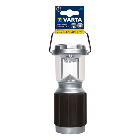Kompaktowa lampa kempingowa XS