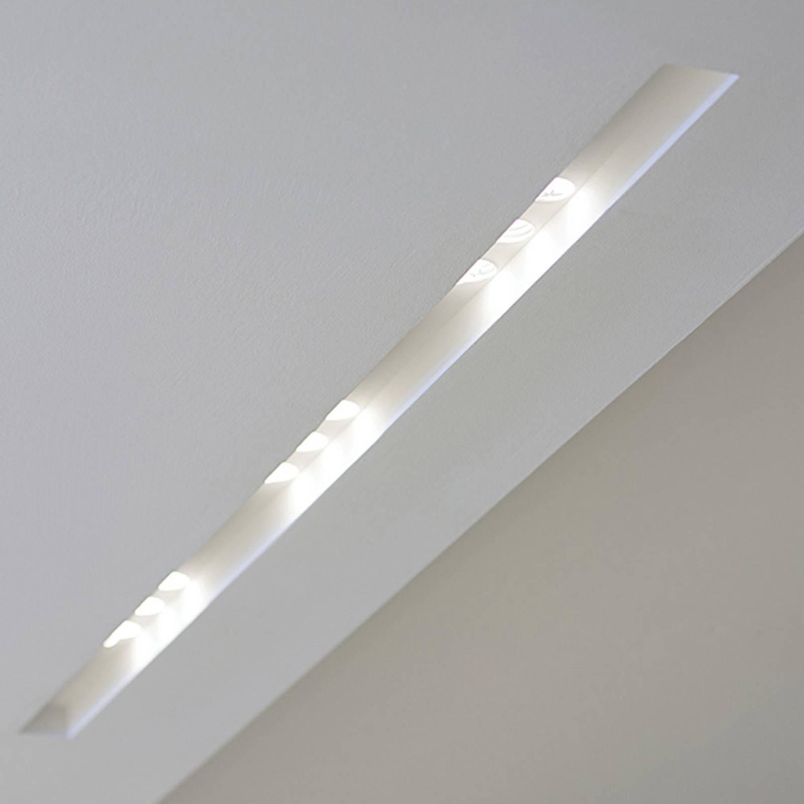 Bilde av Innbygget Led-taklampe 4191c Gu10 Lengde 20,5 Cm