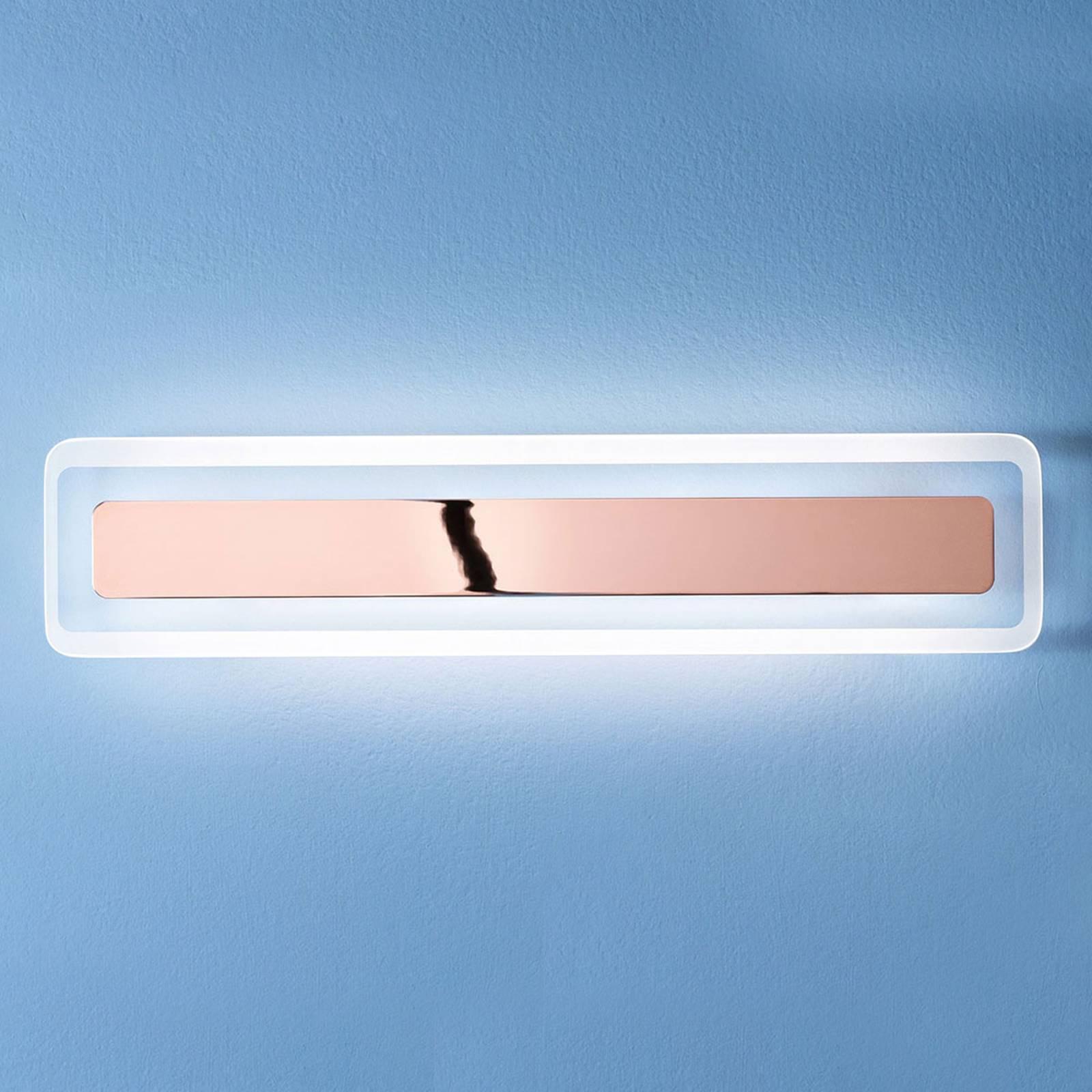 Applique LED Antille cuivre 61,4cm