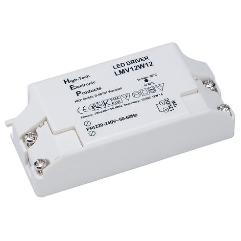 Adapter til LED 12 W, 12 V