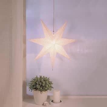 Hangende papieren ster Romantic Star