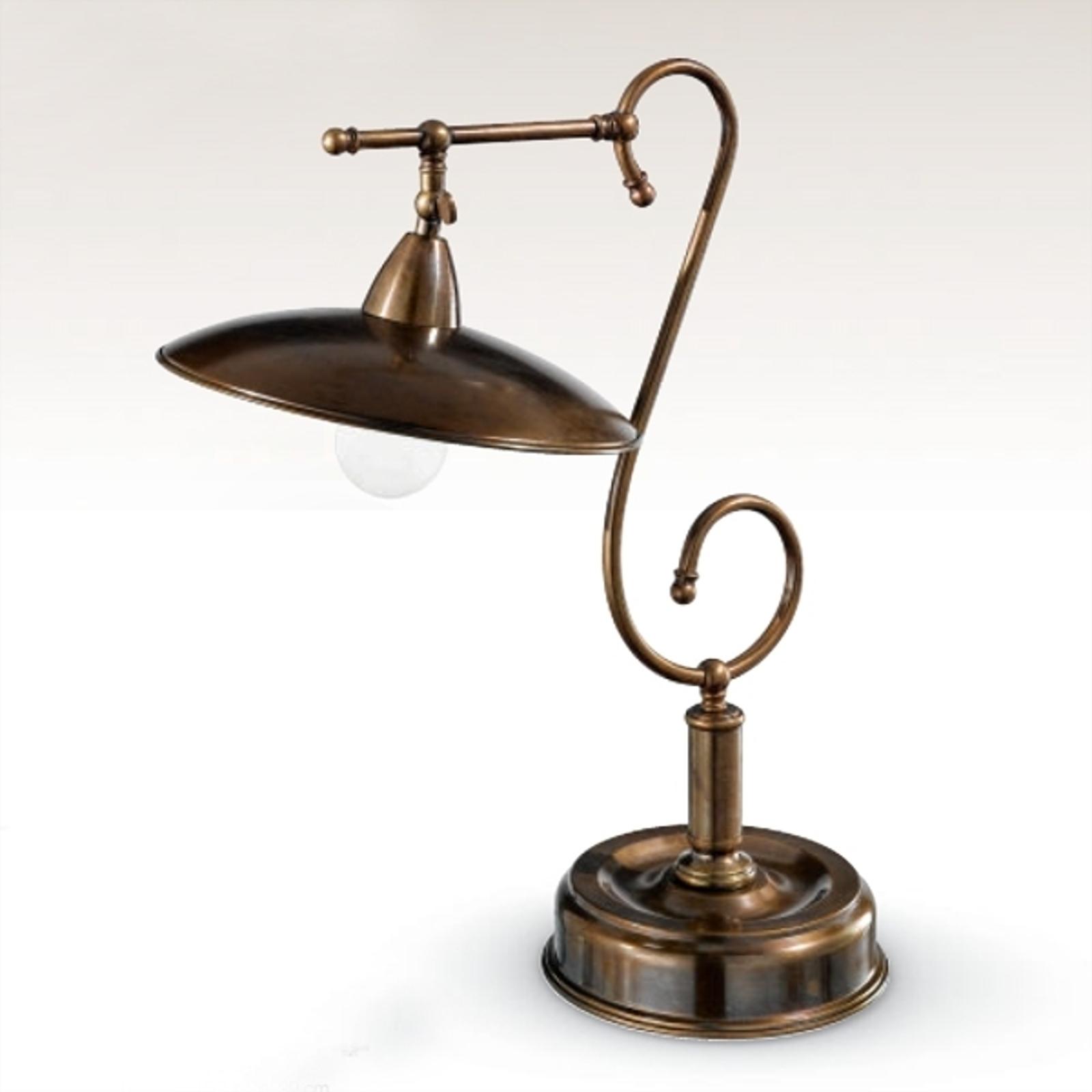 Lámpara de mesa italiana Taverna