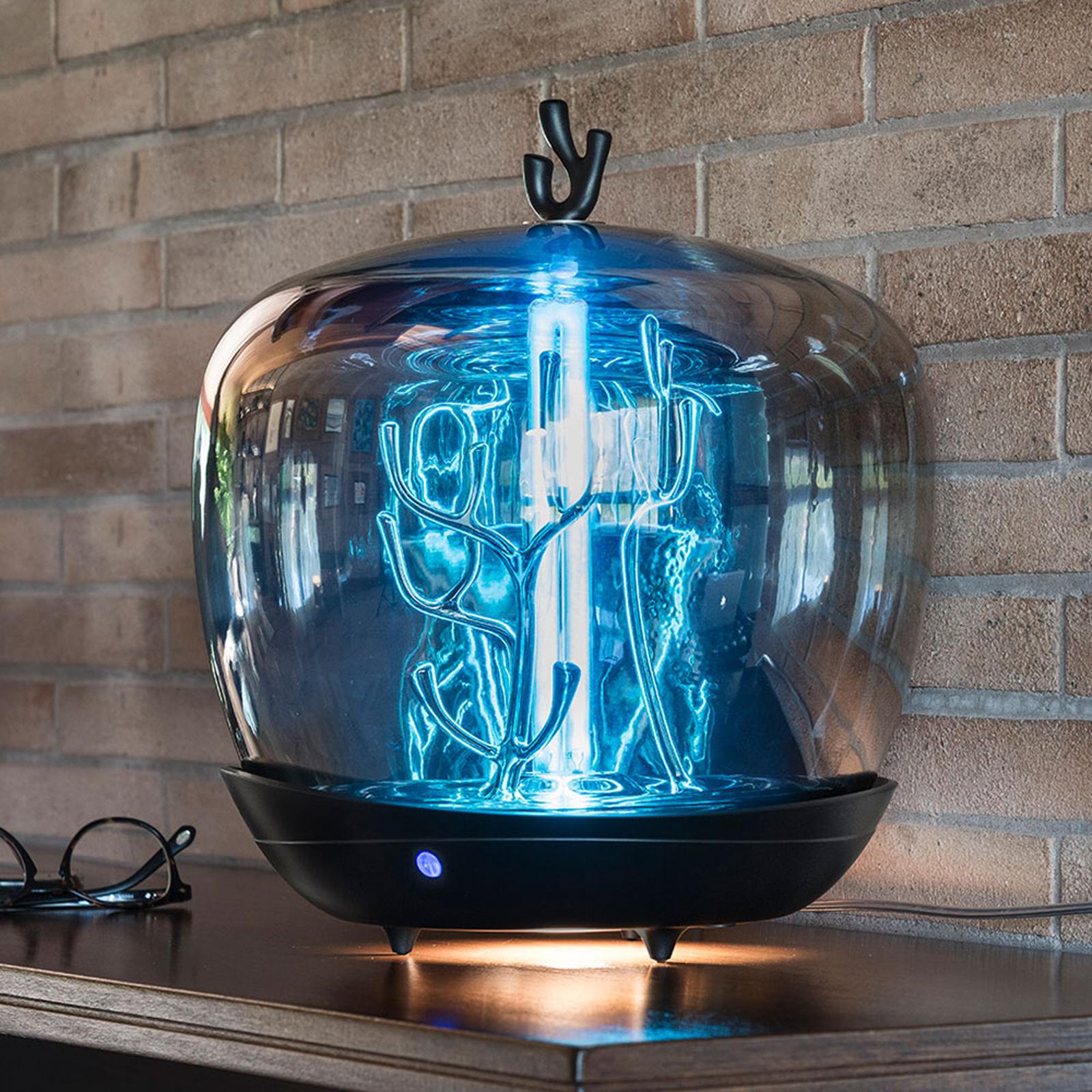 Slamp PurityCapsule lampa stołowa LED UV-C, czarna