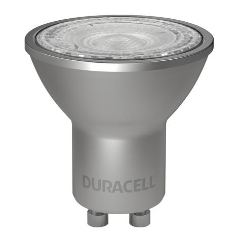 LED reflector GU10 7W 3.000K dimbaar