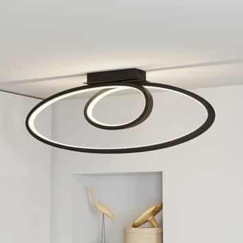 Lucande Bronwyn plafoniera LED, 98 cm