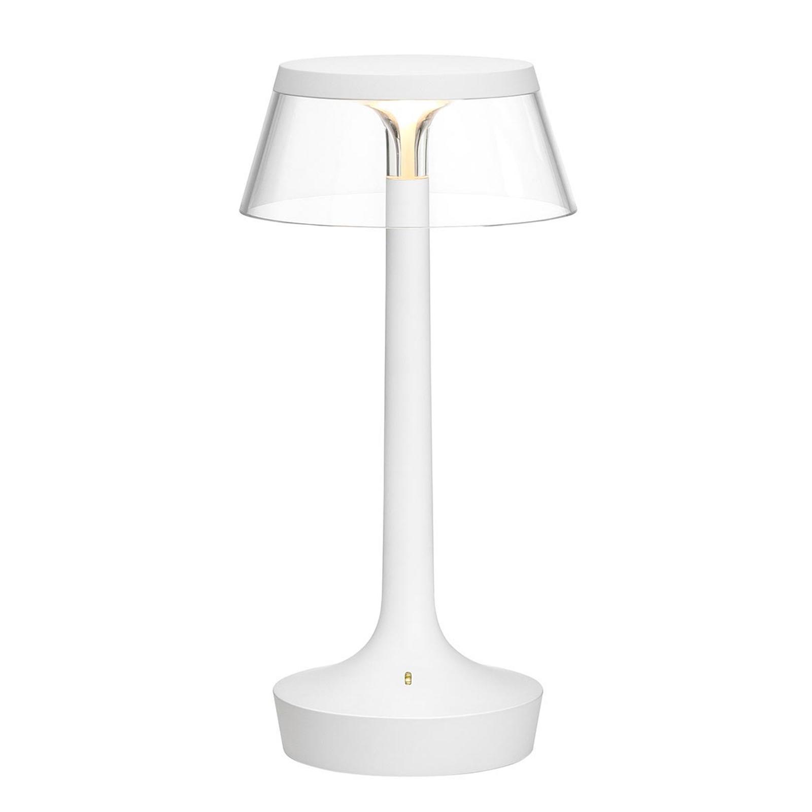 Oppladbar LED bordlampe Bon Jour unplugged