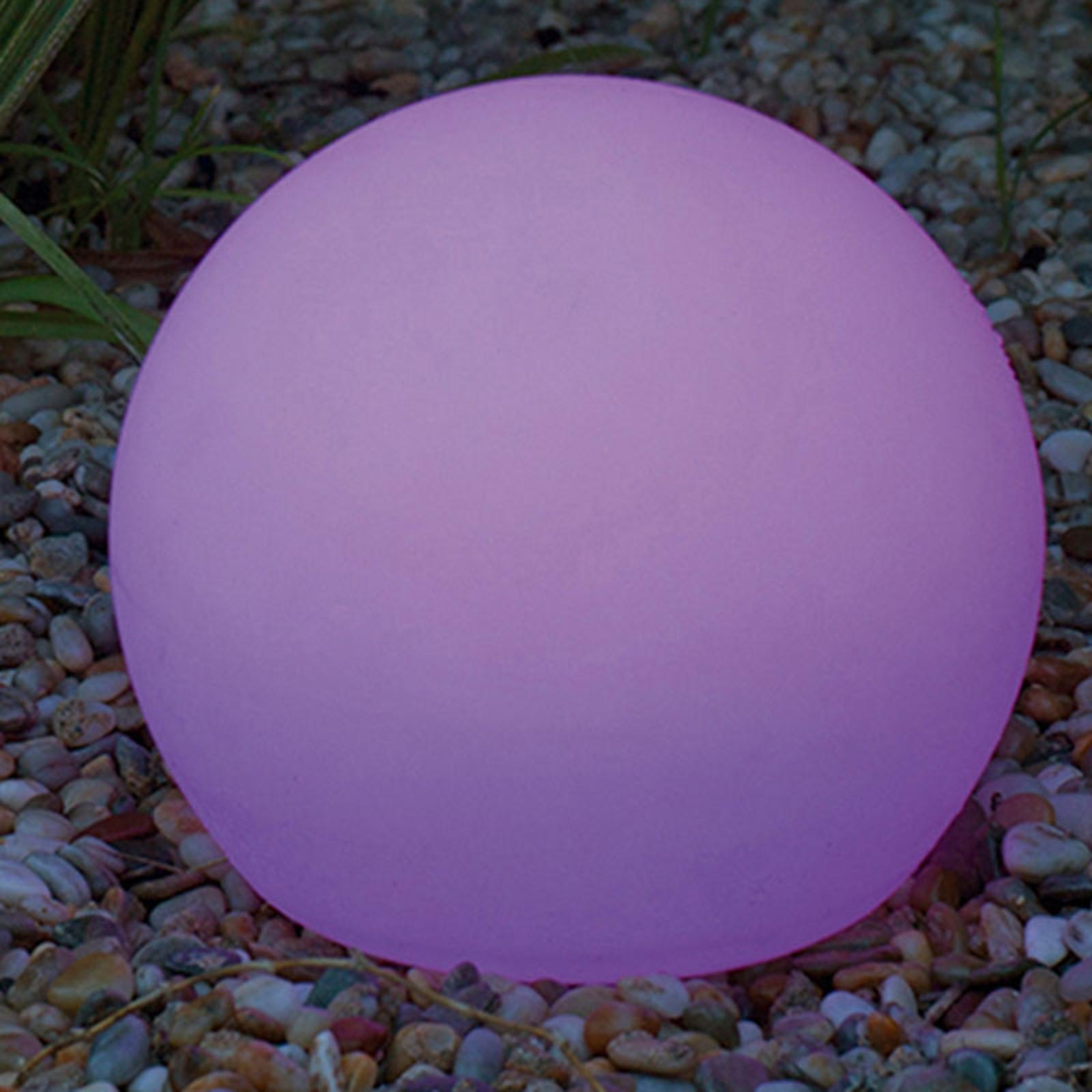 Newgarden Buly lampada LED solare sfera IP68 Ø30cm