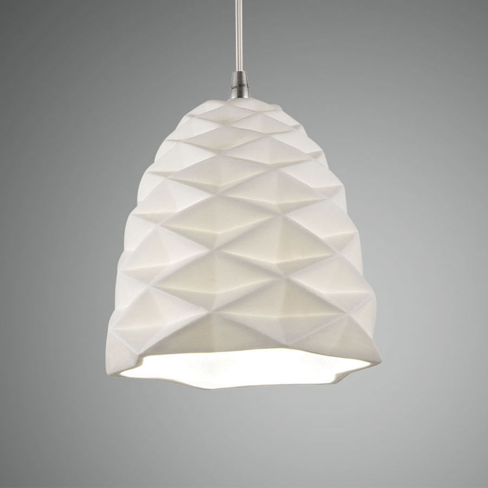Hanglamp Duchessa van keramiek, Ø 20 cm