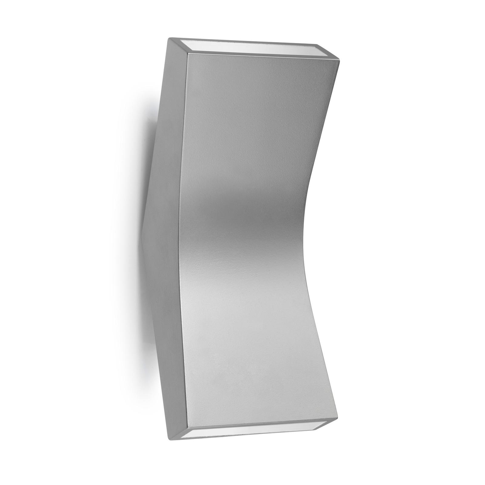 Grok Bend applique LED 05-4394 up/down aluminium