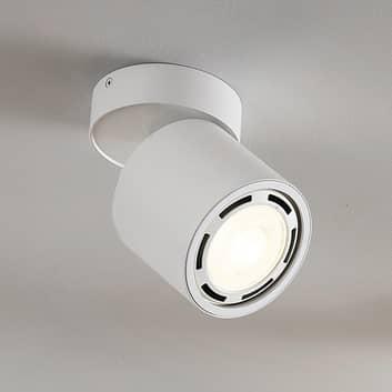 LED spot Avantika v bílé, stmívatelný