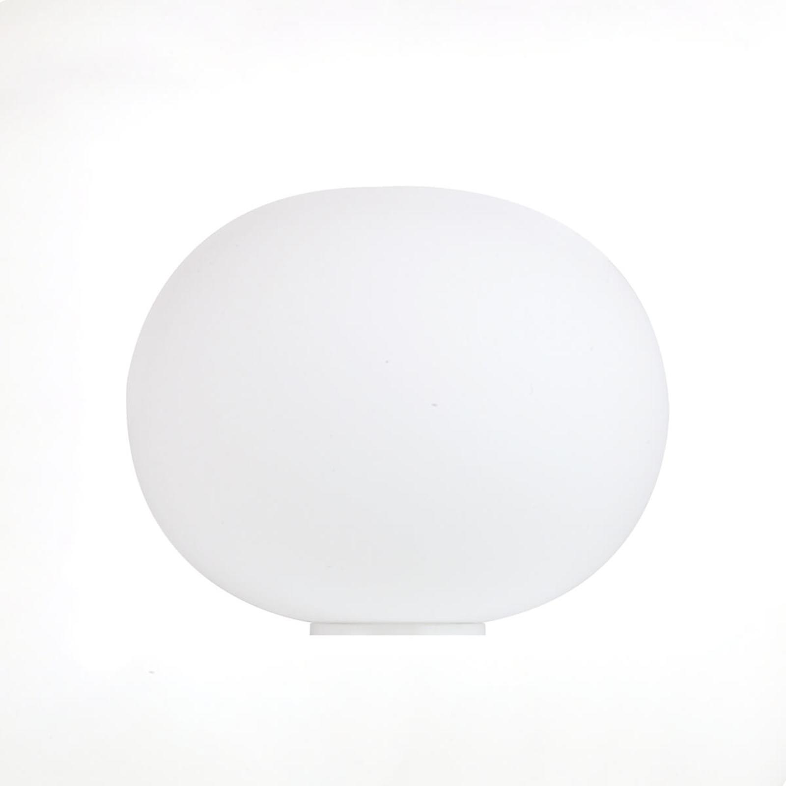 Pyöreä kupupöytävalaisin GLO-BALL 33 cm