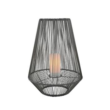 LED-solbordlampe Mineros