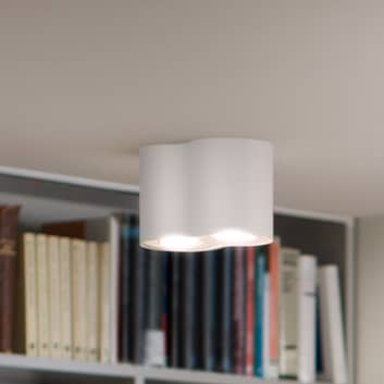 Philips Hue White Ambiance Pillar 2 lysk. hvit