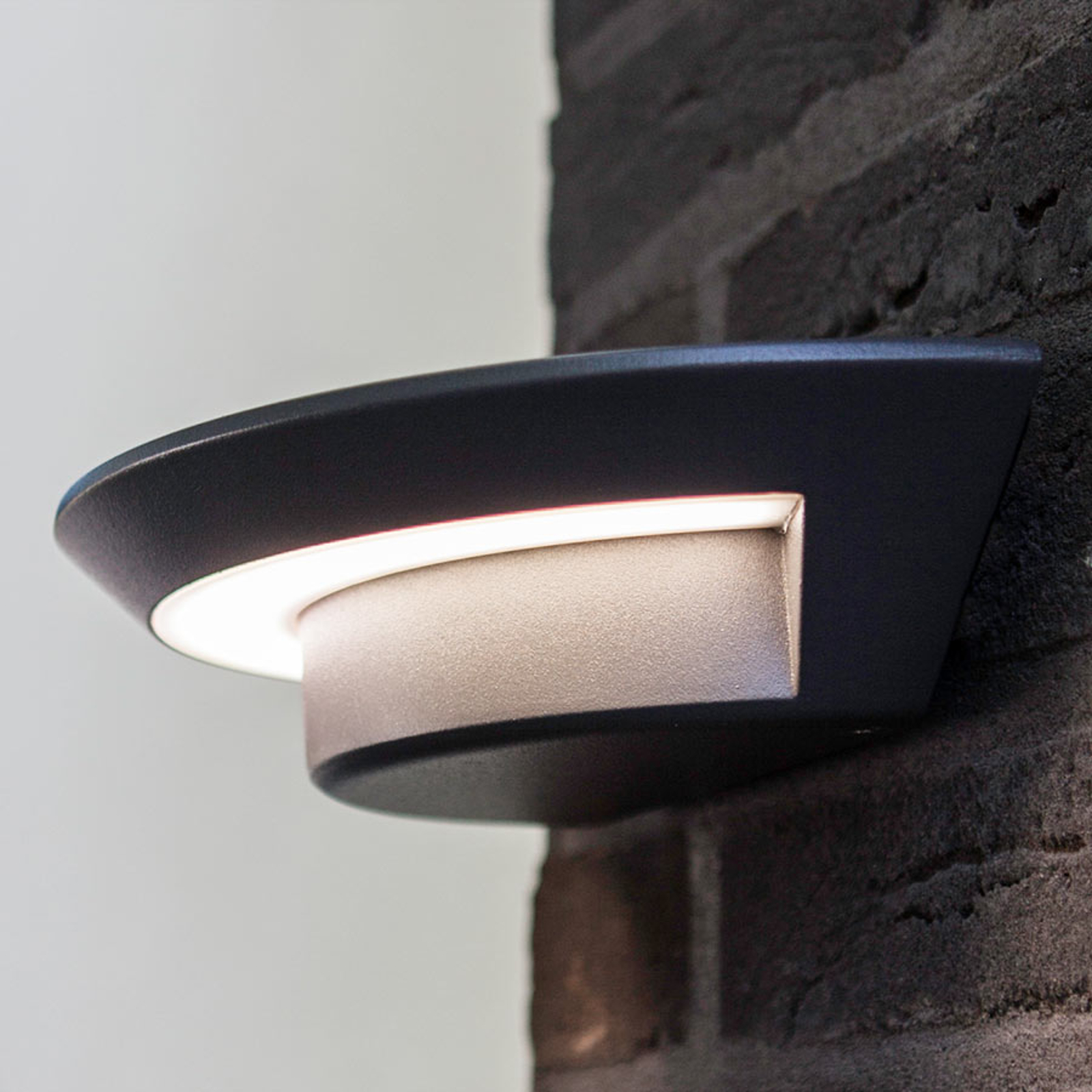 Adina – moderní venkovní nástěnné LED svítidlo, 4x
