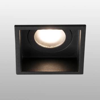 Inbyggnadsspot Hyde 1 lampa ram kantig IP44