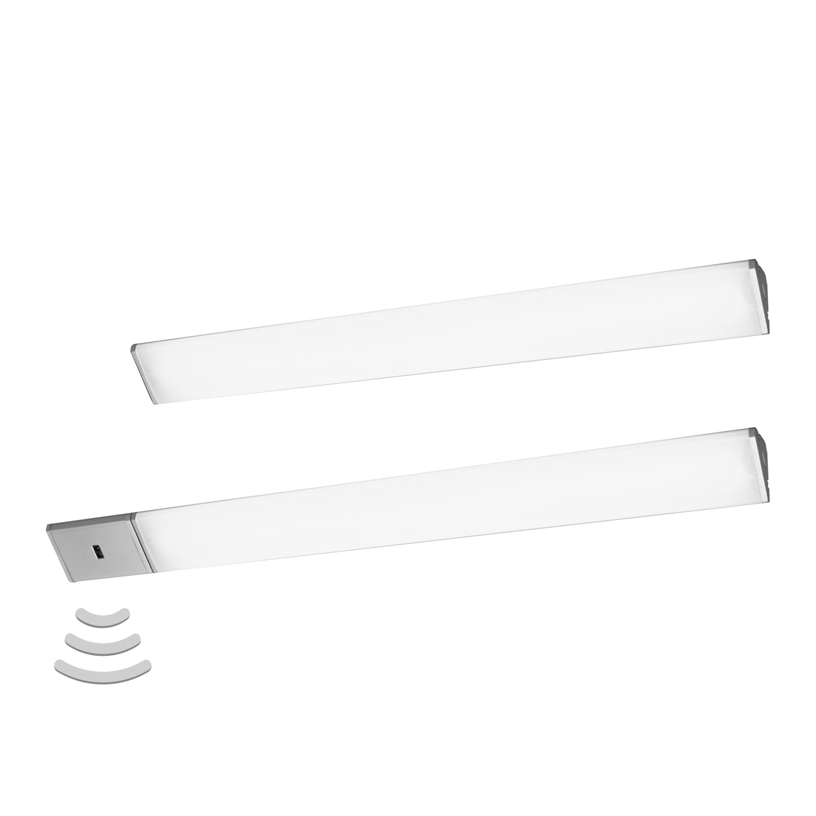 LEDVANCE Cabinet Corner benkarmatur 35cm 2er