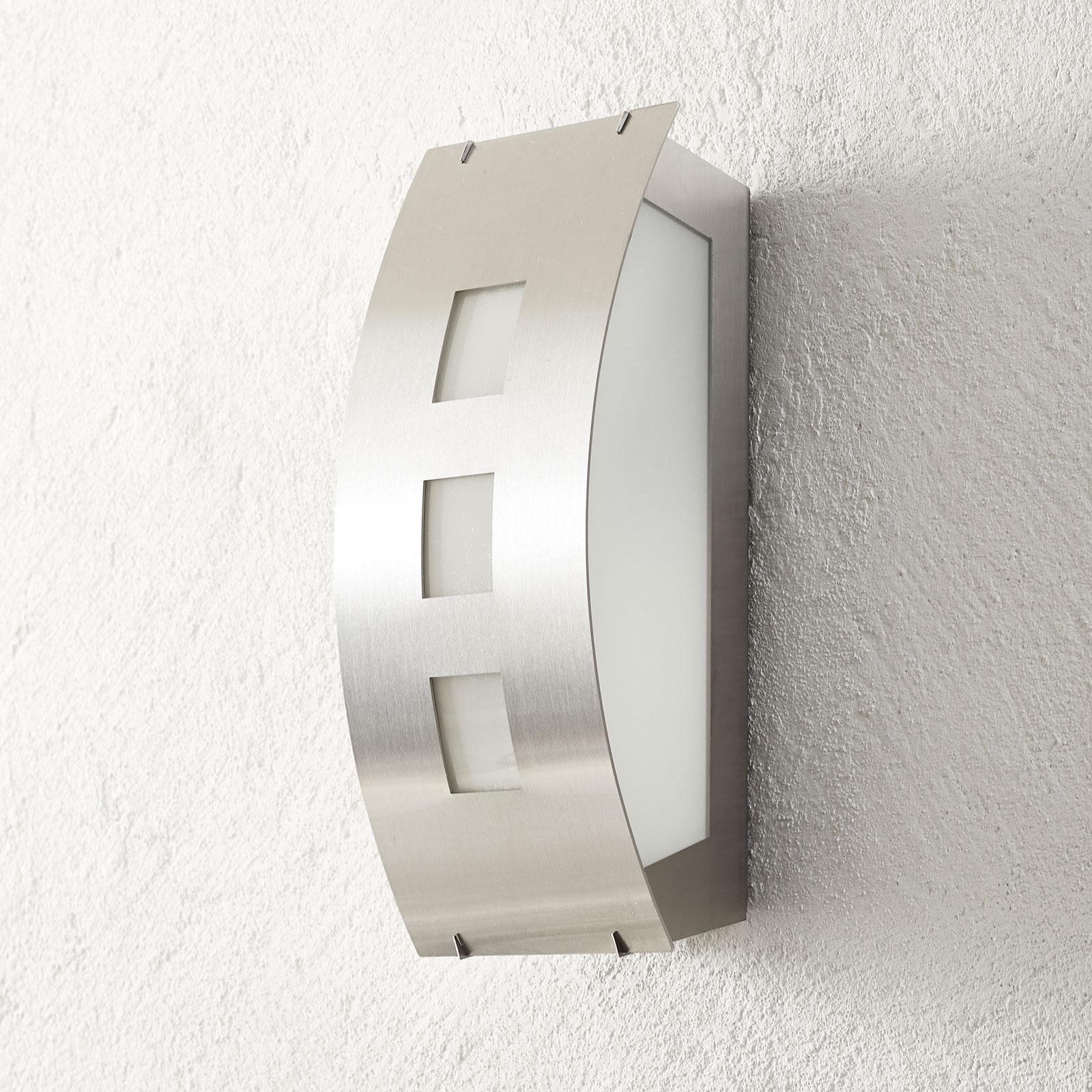 Lampada parete esterni Toma, senza sensore