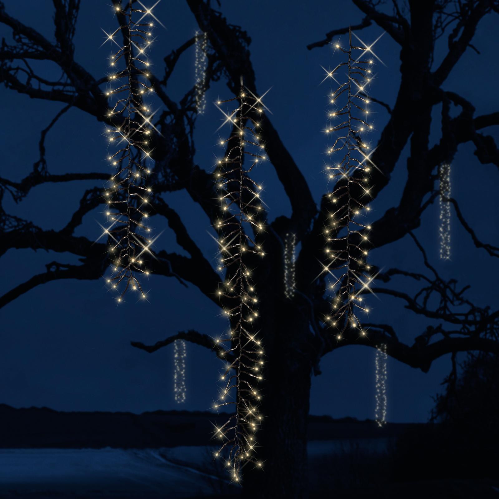 Lumineo Kaskade LED-lyskæde, udvidelse 480 lk