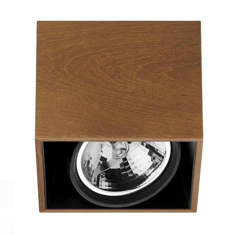 FLOS Compass Box H135 - quadratische Deckenleuchte