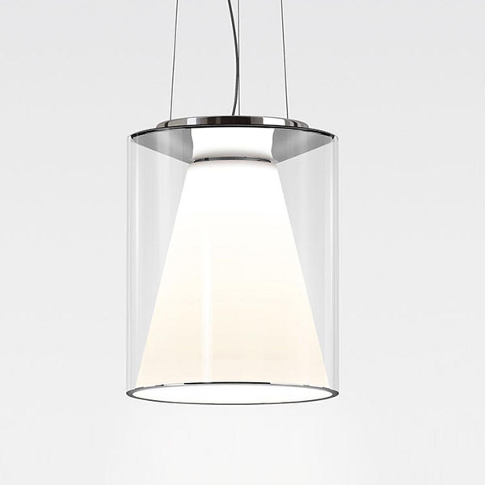 serien.lighting Drum M Pendel Seil 927 Triac hoch