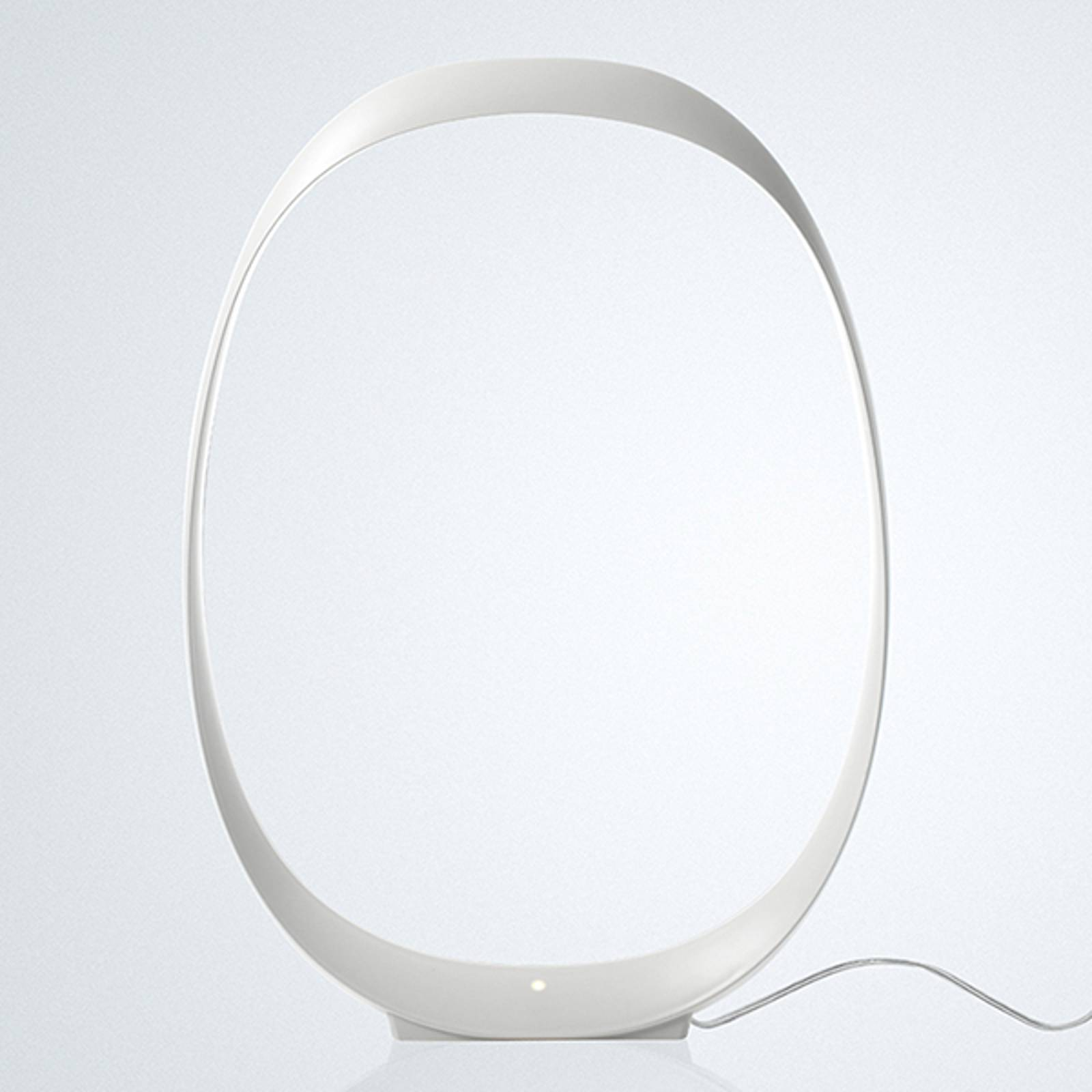 Foscarini Anisha grande LED-Tischleuchte, 46cm