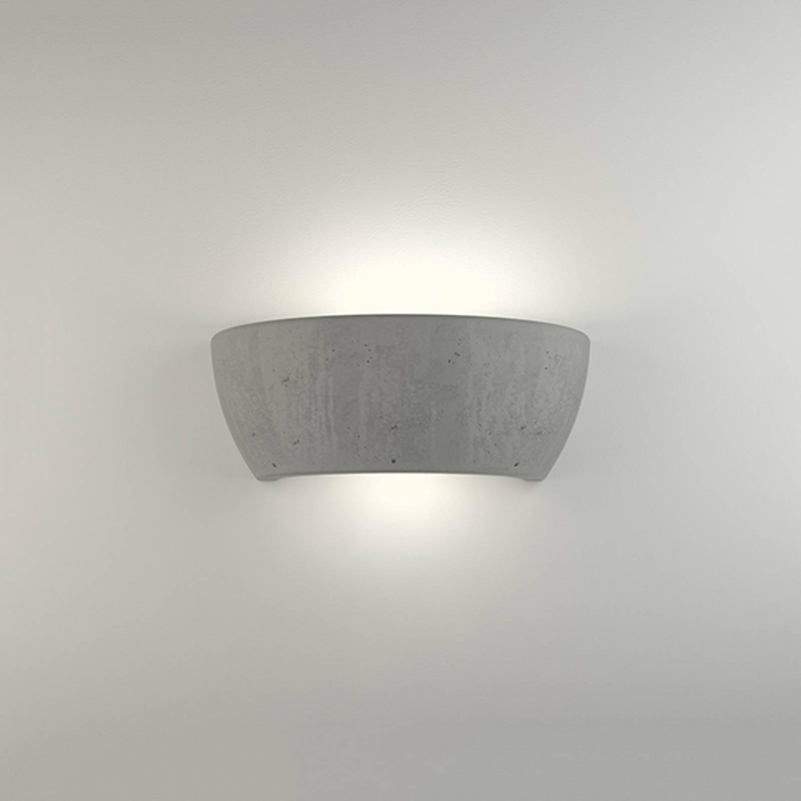 LED-Wandleuchte 2457 Beton 3.000 K nicht dimmbar