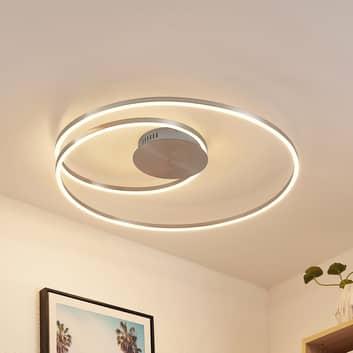 Lindby Imus plafoniera LED, dimming, Ø 68 cm