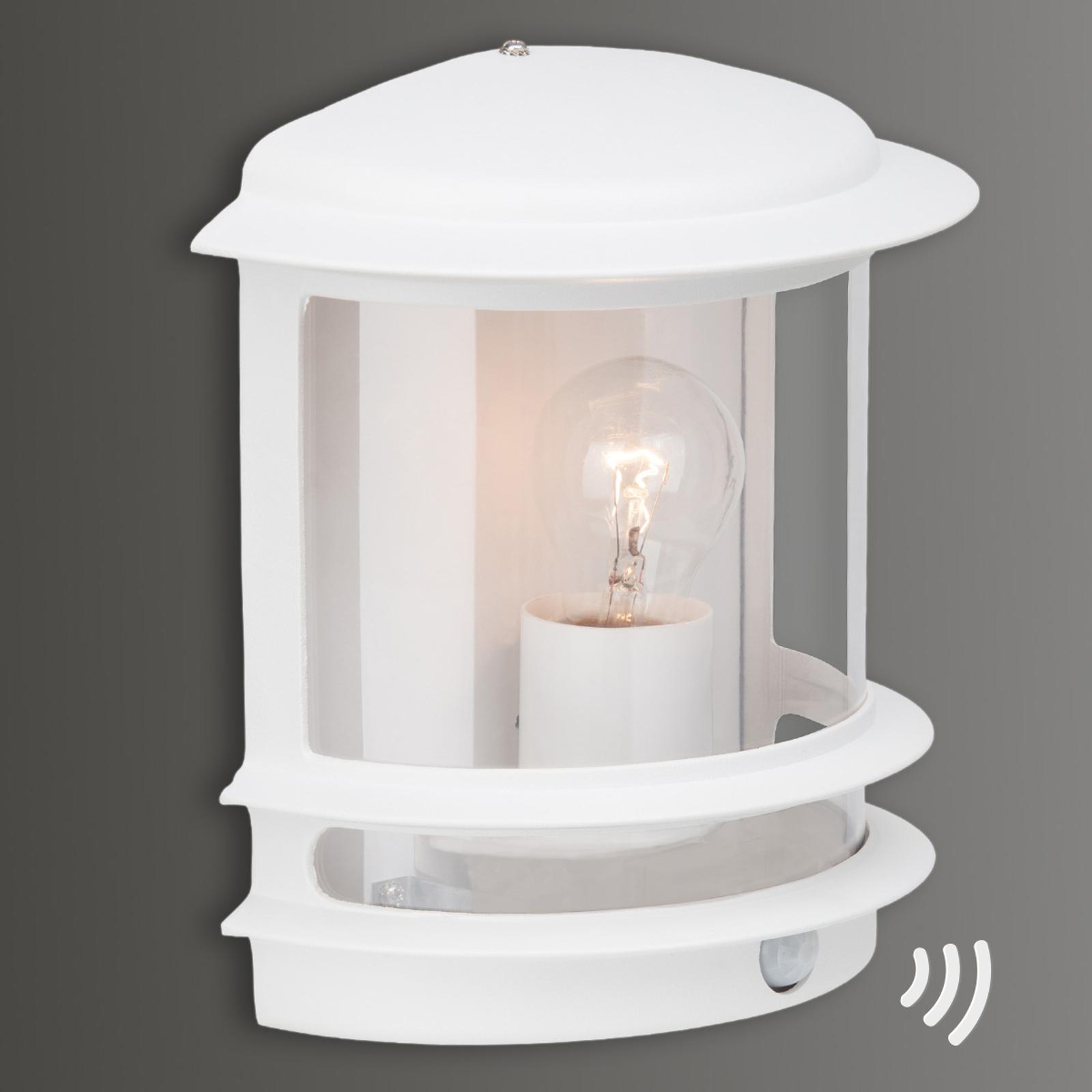 Met bewegingssensor - buitenwandlamp Hollywood