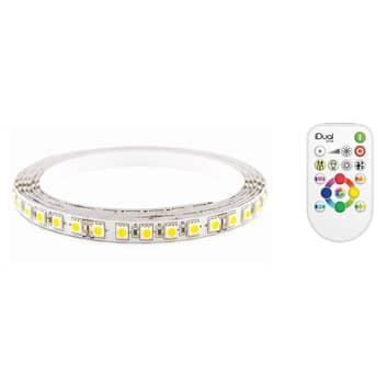 iDual Strip light LED-stripe, startsæt, 3 m
