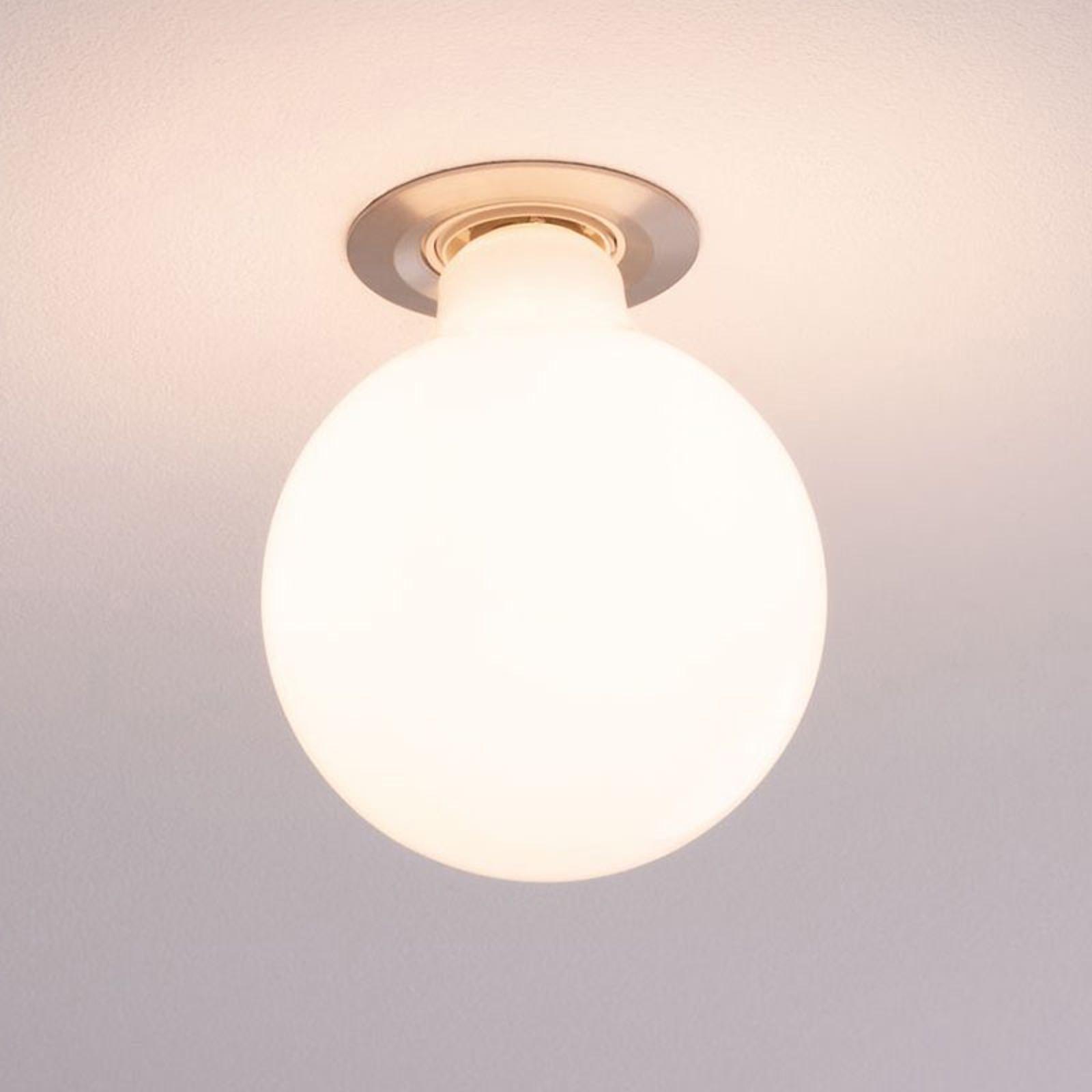 Paulmann LED-Globe G95 E27 7,5W 827 opal dimmbar