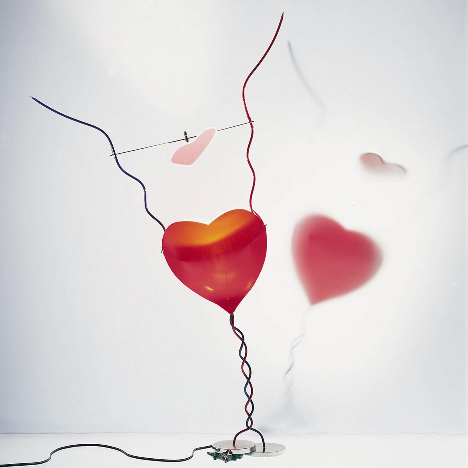Morsom designer-bordlampe One From The Heart